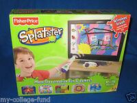 Fisher Price Splatster Wireless Brush Interactive P6843