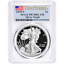 2019-S-Proof-1-American-Silver-Eagle-PCGS-PR70DCAM-First-Strike-Flag-Label thumbnail 2