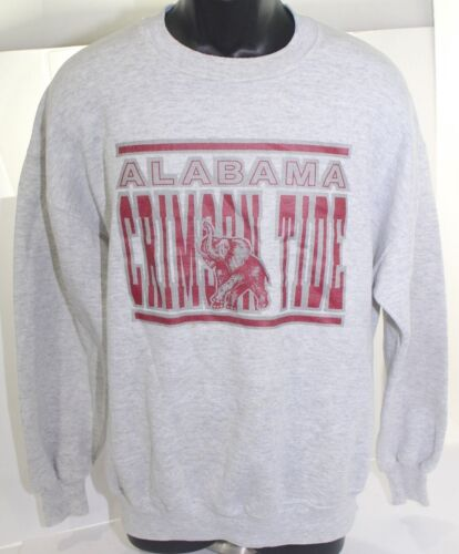 Vintage 1980s Alabama Crimson Tide Jerzees Russell