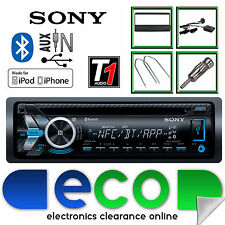 Ford Fiesta Sony Car Stereo Radio CD MP3 USB Bluetooth Steering Wheel Control