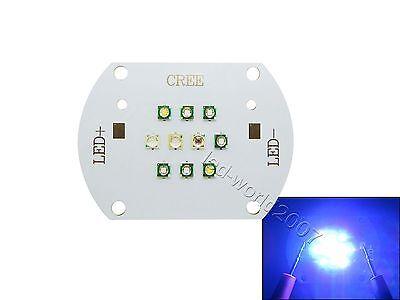 100W Cree Epileds LED UV 430nm Blue 450nm 470nm Cyan 490nm Red 660nm White 7000K