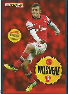MOTD-POSTER-2013-14-ARSENAL-amp-ENGLAND-BOLTON-WANDERERS-LOAN-JACK-WILTSHIRE