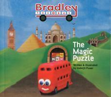 1 von 1 - Bradley the Bus - the Magic Puzzle von Inderjit Puaar (2012, Taschenbuch)