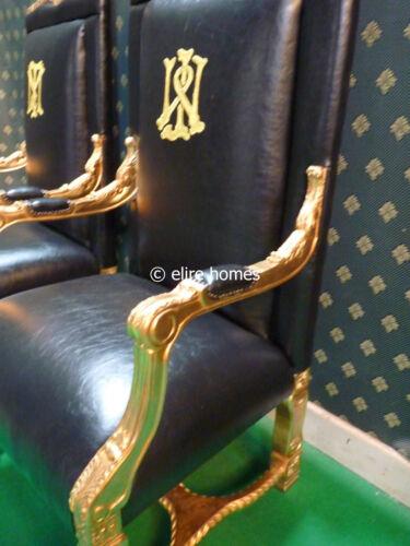 UK STOCK  Tony Montana Al Pacino scarface designer film movie prop seat chair