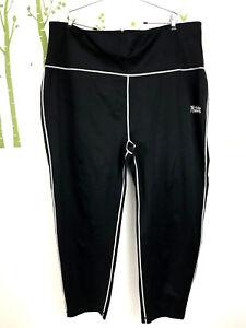 Franc Biosweats Femme Taille 4xl (22-24) Sauna Pantalon Construire En Sauna Belt Waist Trainer-afficher Le Titre D'origine