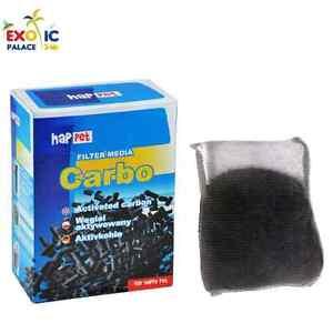 Happet charbon actif pour le matériel filtrant de filtre d'aquarium d'eau douce Kg Gr