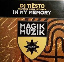 "DJ Tiësto feat. Nicola Hitchcock  ""In My Memory"" * Airwave, Fade & Quadra Remix"