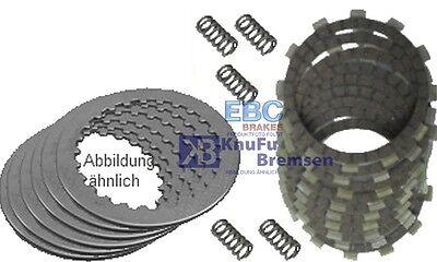 EBC Kupplung komplett KTM SC SXC EGS 620 400 LC4 Lamellen Federn Stahlscheiben