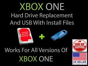 "Xbox ONE Replacement Internal 500GB 1TB 2TB 2.5"" Hard Drive"