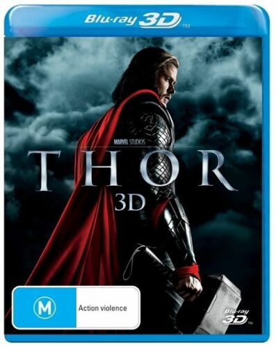 1 of 1 - Thor 3D : NEW 3D Blu-Ray
