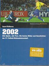 Japan/Südkorea 17. Fußball-WM 2002 Süddeutsche Zeitung WM-Bibliothek NEU! OVP