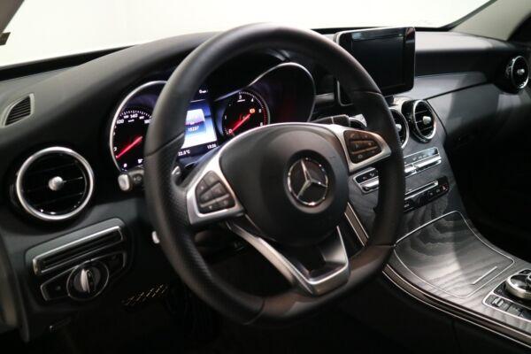 Mercedes C220 d 2,2 AMG Line stc. aut. - billede 4