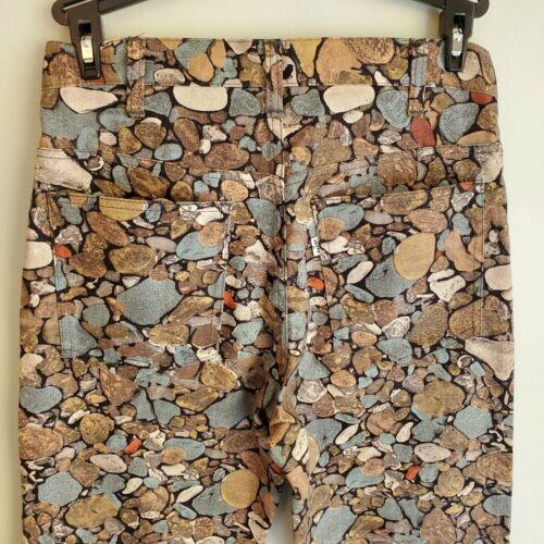 Vintage Levis Big E Pebble Jeans Pants Rocks Stone
