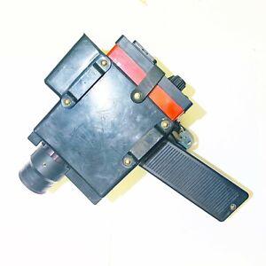Vintage-scintillation-dosimeter-DRG-05M-LED-indication-for-experts