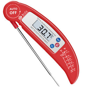 LCD Digital_Probe Thermometer Temperature For Kitchen Milk Cooking BBQ Meat Food