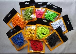 Quality Stretchy Knot Laces No Tie Easy Stretch Fit