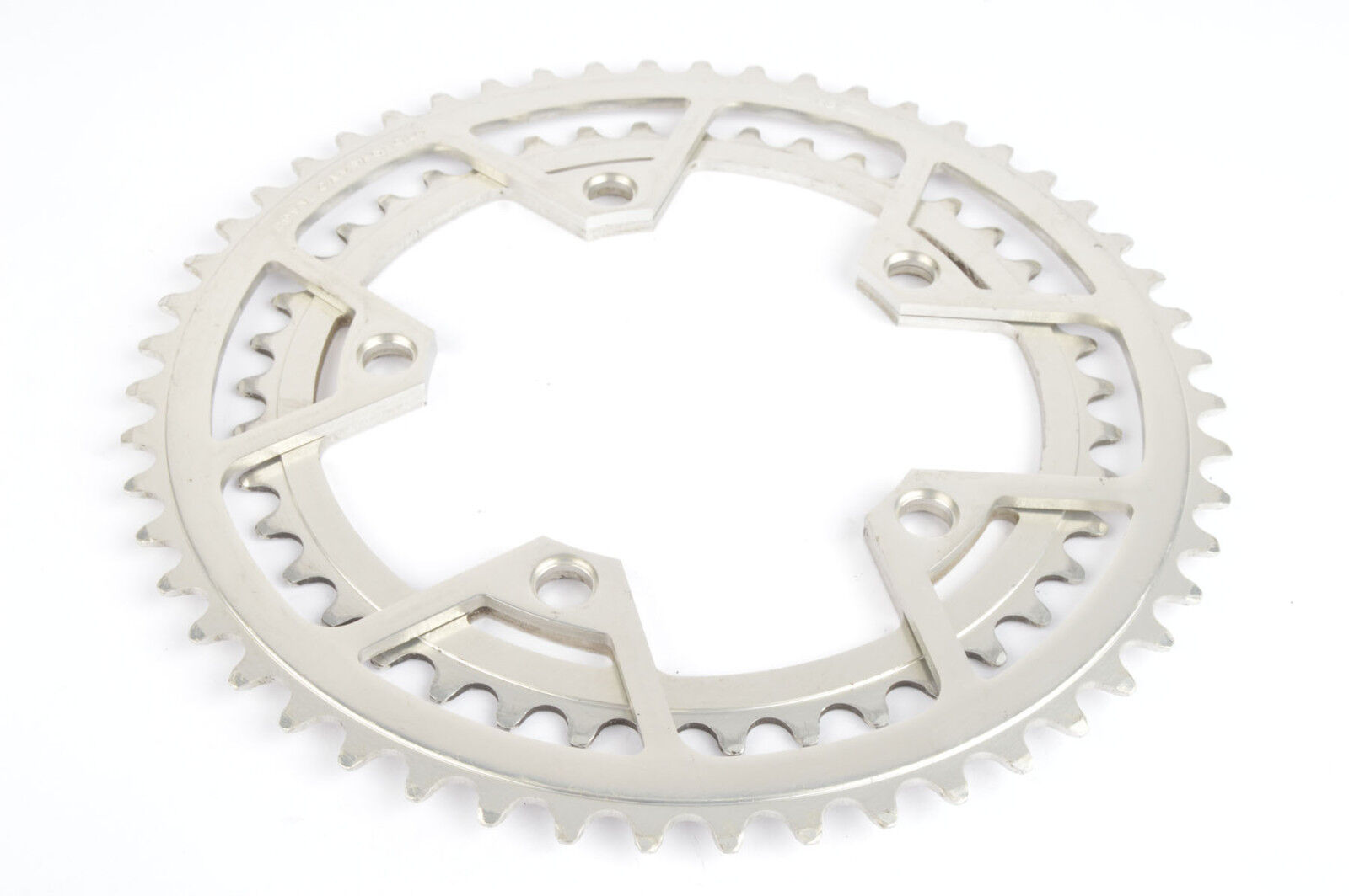 Campagnolo Victory Chainring Set 42 52 teeth with with with 116 BCD from 1980s 182ae2