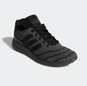san francisco a2ee4 7f469 Image is loading Adidas-Men-039-s-Busenitz-PureBoost-Primeknit-Running-