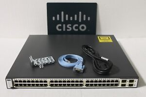 CISCO-WS-C3750G-48PS-S-3750G-SERIES-Gigabit-Switch-1year-Warranty