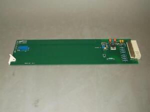 DIGITAL ROSS 8005A-001 ANALOGUE UTILITY AMP CARD 30 DAY WARRANTY