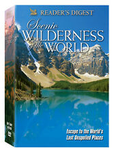 Scenic Wilderness of the World Reader's Digest 6-Disc DVD set NEW! Free Shipping