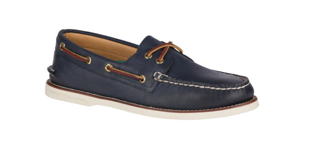 00ecc808ee Sperry Mens Boat Shoe Gold Cup A o 2-eye Navy Size 11 for sale ...