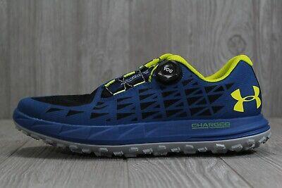 3020143 Green Boa NEW Under Armour Men/'s Fat Tire 3 Black Running Shoe NIB