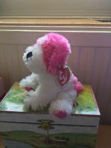 Snuggins the Dog, Ty Beanie Baby (BBOM February 2007)