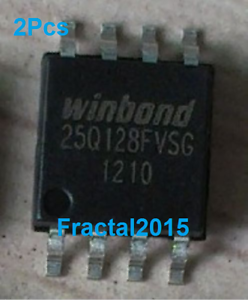 W25Q128FVSG W25Q128FVSIG 25Q128FVSG  SOP-8 Integrated Circuit from Winbond
