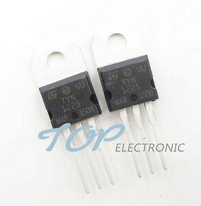 50pcs New TYN1225 Transistor ST Triac 25A 1200V TO-220