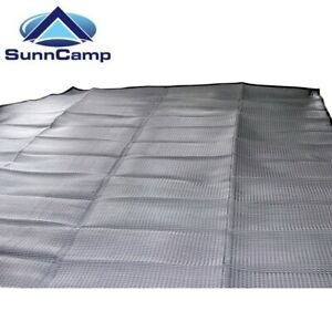 Sunncamp Icon Air Awning Luxury Padded Breathable Awning Carpet