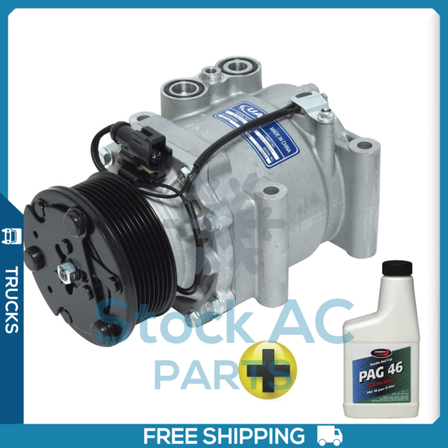 New OEM A//C Compressor Fits Ford L Series /& Sterling A-AT Acterra L-Line Series