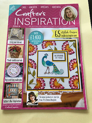 CRAFTERS INSPIRATION ISSUE 21 CD ROM CRAFTERS COMPANION