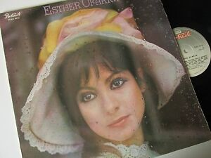 Esther-Ofarim-Self-Titled-ISRAEL-PRESS-SCXA9253-Vinyl-Lp-Record-Album-1970s