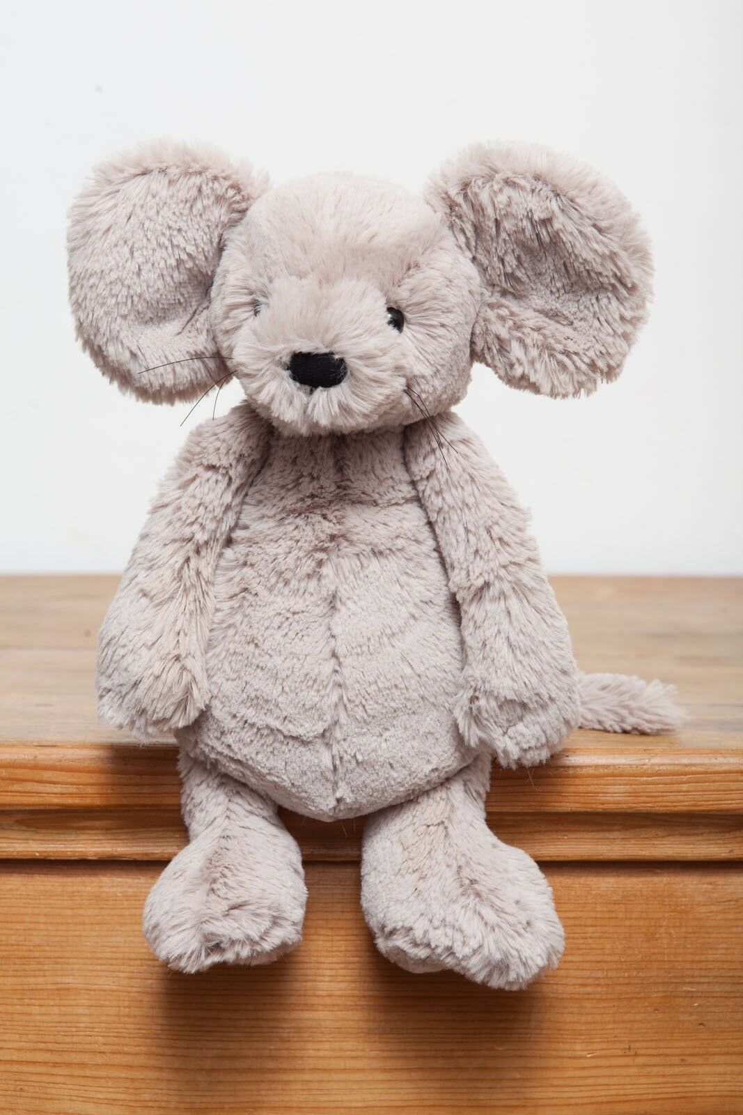 Jellycat Medium Bashul Mouse - With Whiskers