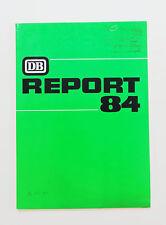 DB-Report 1984 - Hestra-Verlag
