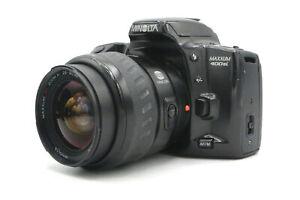 Minolta-Maxxum-400si-AF-35mm-SLR-Camera-Choice-of-Lenses-e-g-35-80mm