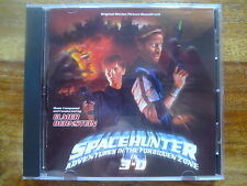 "ELMER BERNSTEIN ""SPACEHUNTER-ADVENTURES IN THE FORBIDDEN ZONE"" Varese CD-Club"
