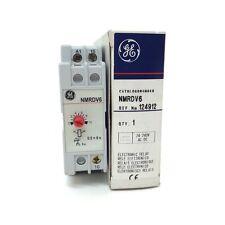 Delayed Off Timer NMRDV6 GE 124912 NMRDV-6