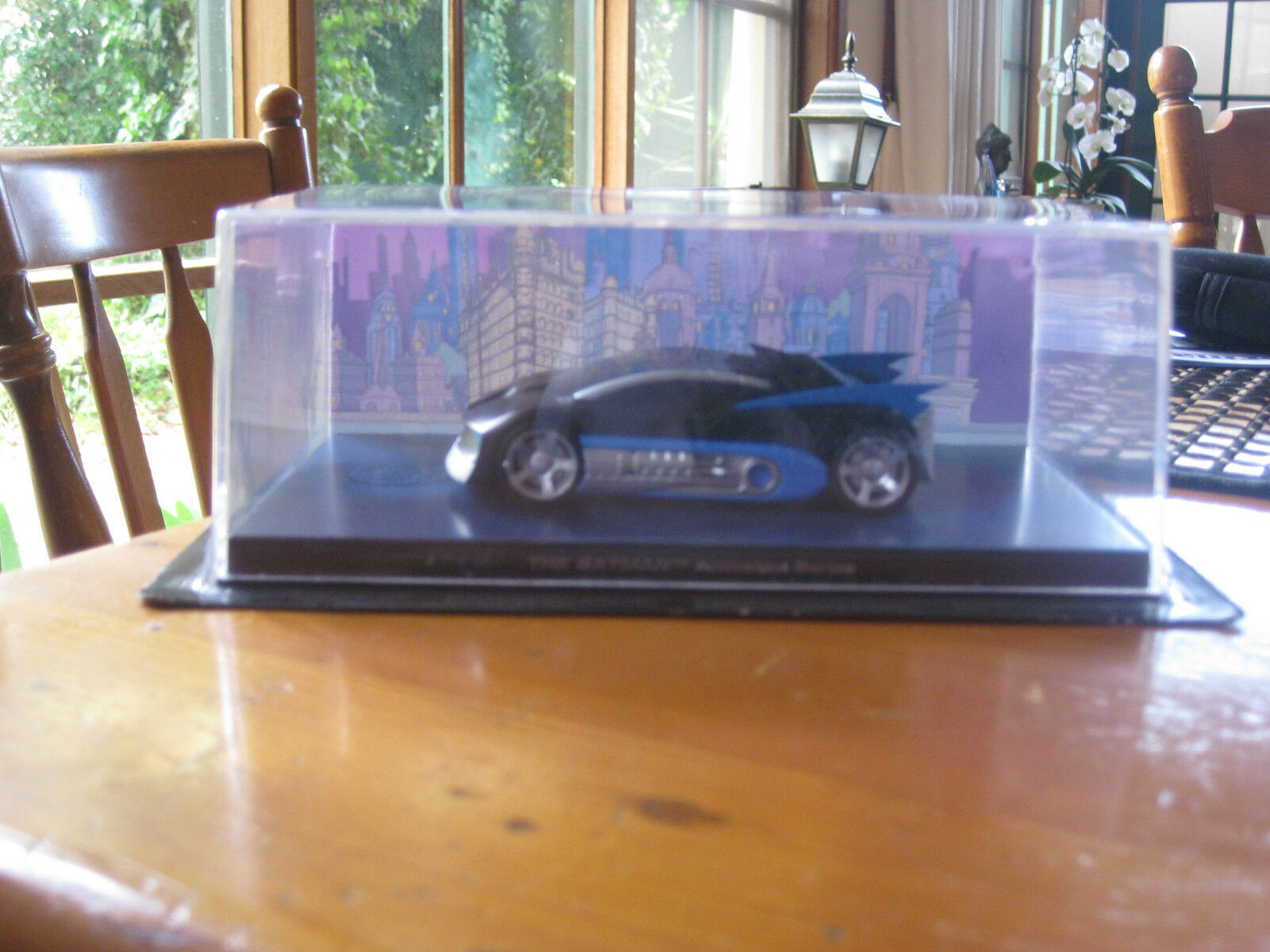 Batman - The Animated Series Toy Car - Rare Mint in Box, New