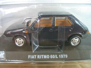 RARE-1-43-SCALA-FIAT-RITMO-60-L-1979-modello-pressofuso-Classic-Auto-1-43-Limited