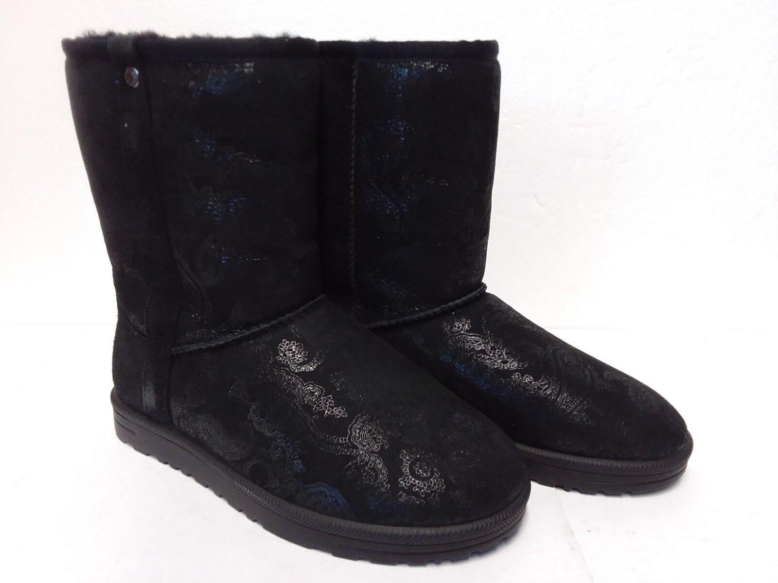 ABEO B.I.O. System ® noir pour femme Whistler Bottes Taille 6