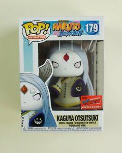 Funko Pop Naruto Shippuden Kaguya Otsutsuki Vinyl Figure - #179 (Con Sticker)