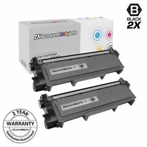 2-High-Yield-Black-Toner-Cartridge-TN660-HL-L2300D-For-Brother-DCP-L2540DW-TN630