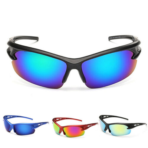 Mens Flameproof Sunglasses Driving Glasses Aviator Outdoor Polarized Goggles