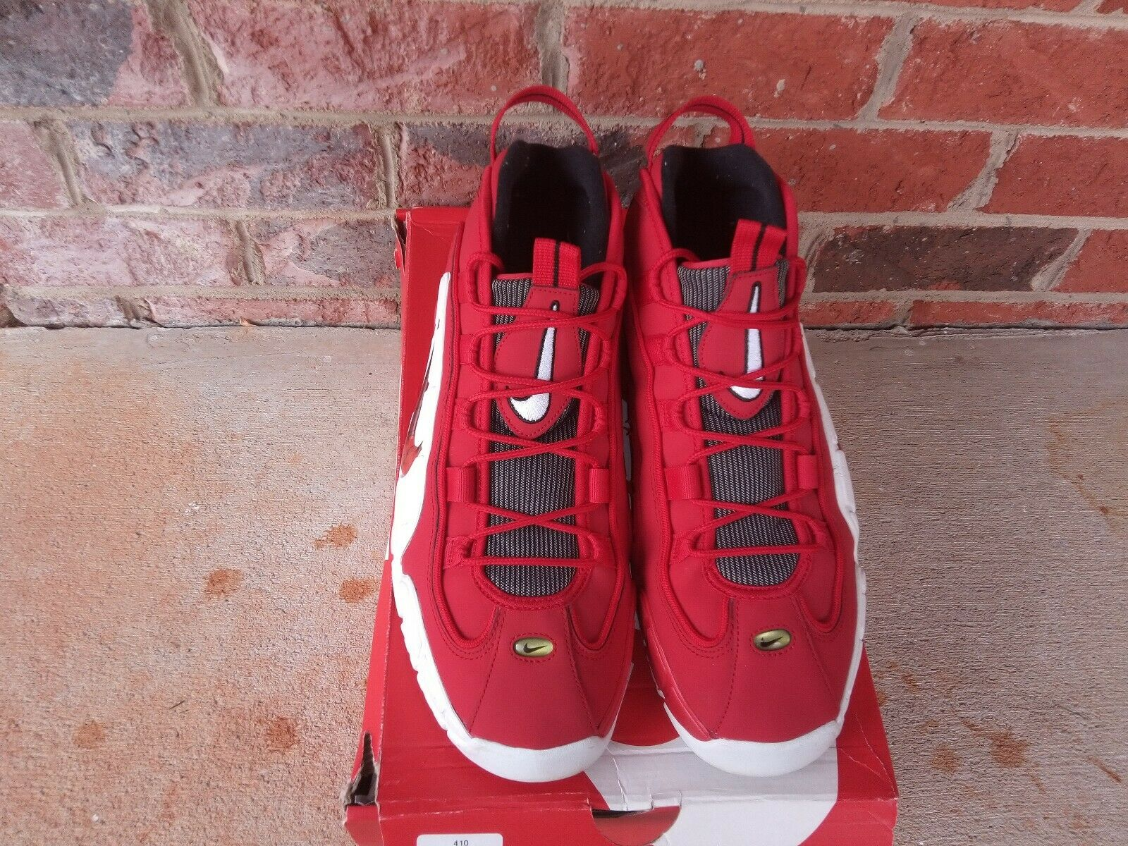 Nike Air Penny 1 Red Sz 12