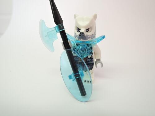 arme loc160 au polybag loc391505 OVP LEGO personnage Chima iceklaw