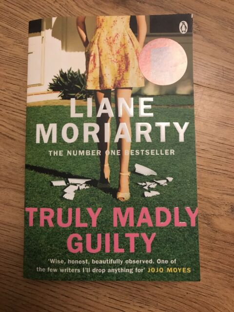Truly Madly Guilty by Liane Moriarty (Paperback, 2017)