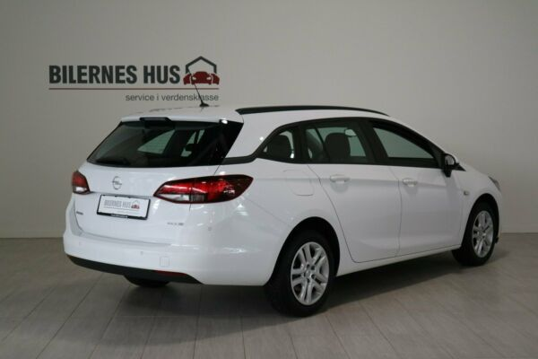 Opel Astra 1,0 T 105 Enjoy ST billede 1