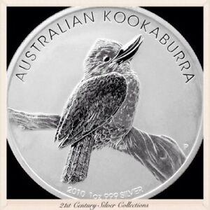 2010-Australian-Kookaburra-1oz-999-Silver-Dollar-Coin